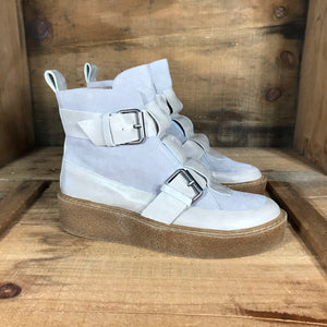 Free People Cortina Platform Leather Women's 11