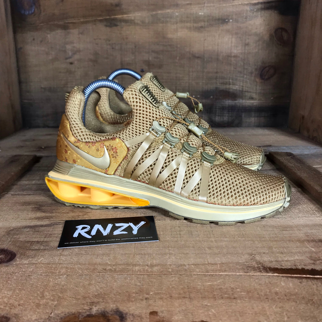 Nike Shox Golden Rose Multiple Size Available