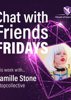 Chat with Friends Friday -- Camille Stone