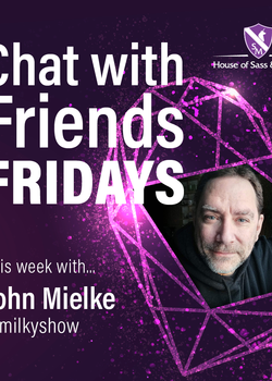 "Chat with Friends Friday -- John ""The Milkman"" Mielke"