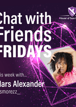 Chat with Friends Friday -- Mars Alexander