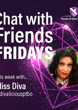 Chat with Friends Friday -- Miss Diva