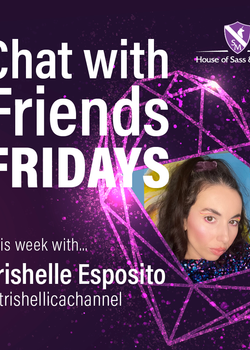 Chat with Friends Friday -- Trishelle Esposito