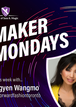 Maker Monday -- Ugyen Wangmo