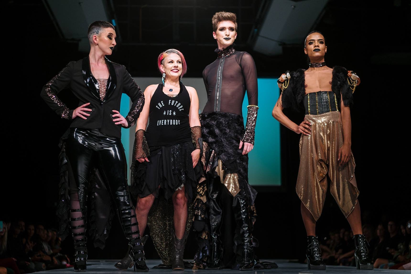 Startup Fashion Week Runway Show 2018