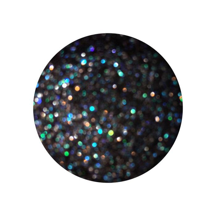 Black Ice Pressed Glitter