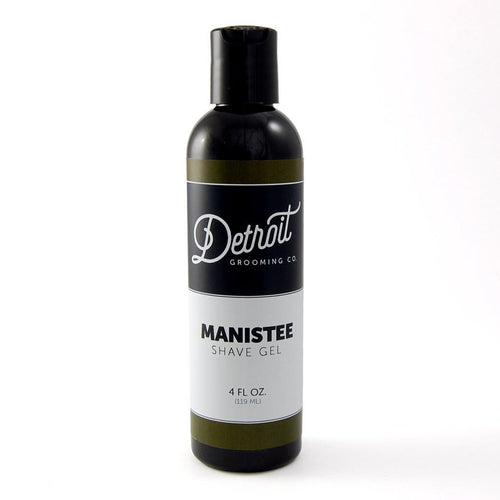 Detroit Grooming Co. Manistee Hydrating Shave Gel