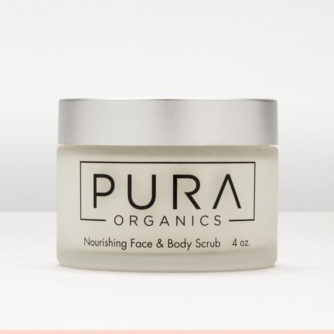 Nourishing Face and Body Scrub