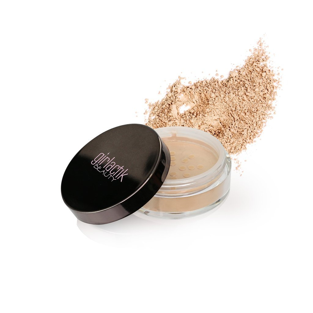 Girlactik Flawless Matte Finishing Face Powder