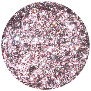 Glitter Injections Pressed Glitter - Pretty & Pink