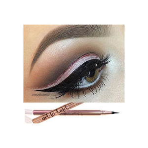 LA Splash Art-ki-tekt waterproof slim eyeliner - Chromate