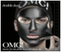 Men's Black Peel Off Mask