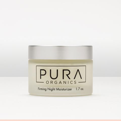 Firming Night Moisturizer