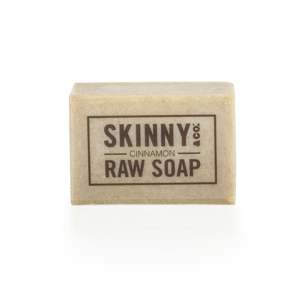 Skinny Handcrafted Raw Soap