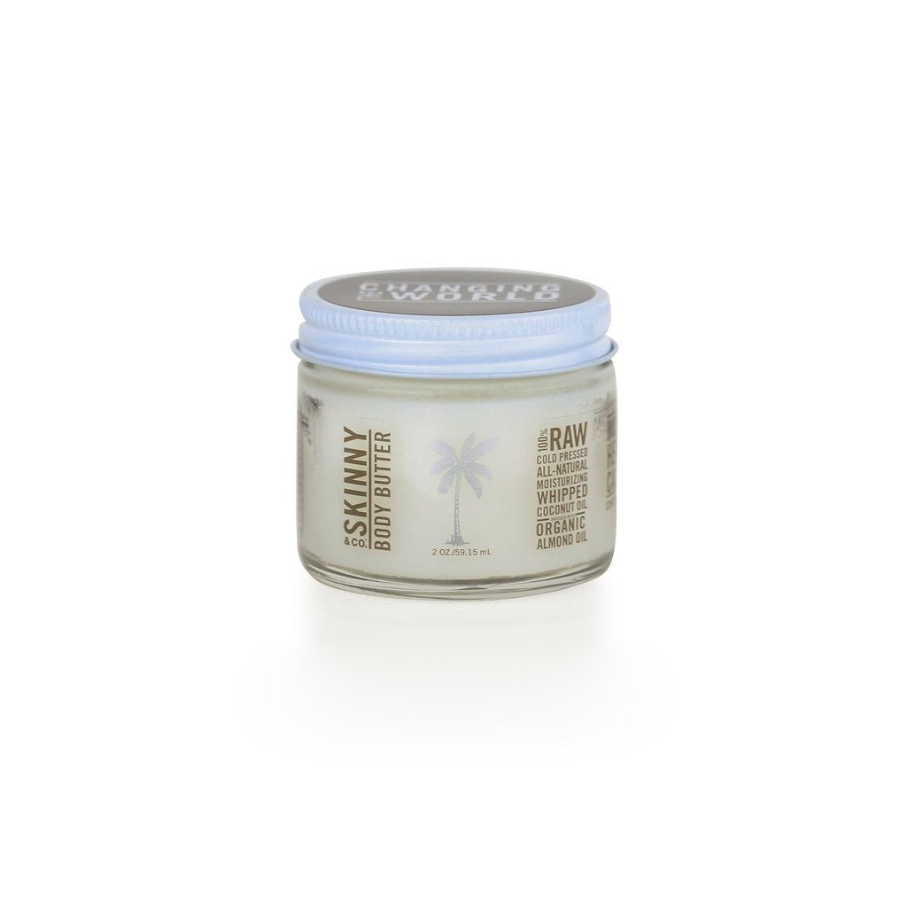 Skinny Whipped Body Butter