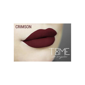 Time Los Angeles Baby Ghoul Luxe Matte Liquid Lipstick