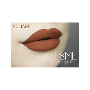 Time Los Angeles Wine Country Luxe Matte Liquid Lipstick