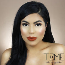 Time Los Angeles Velvet Rouge Luxe Matte Liquid Lipstick