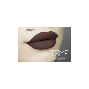Time Los Angeles Macchiato Luxe Matte Liquid Lipstick
