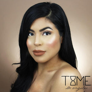 Time Los Angeles Foliage Luxe Matte Liquid Lipstick