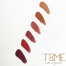 Time Los Angeles Cranberry Luxe Matte Liquid Lipstick