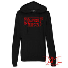 Time Los Angeles Makeup Things Hoodie