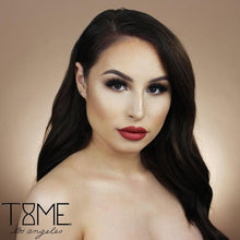 Time Los Angeles Crimson Luxe Matte Liquid Lipstick