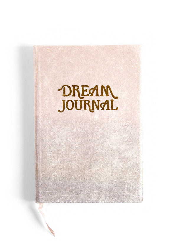 Velvet Dream Journal - Blush Ombré