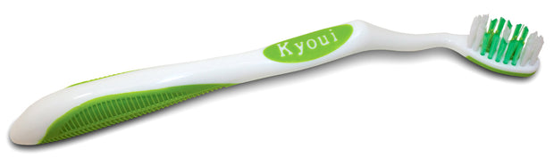 Kyoui Adults (#40) - Angled Toothbrush for Adults - Kyoui