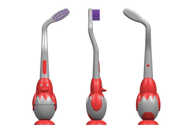 Kyoui Kids - Angled Toothbrush for Kids (up to 7 years old)