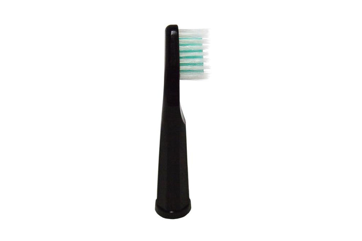 Subscription Kyoui Replacement Toothbrush Heads Perio - NIGHT TIME (GUMS MASSAGE) - Black (Pack of 2) - Kyoui