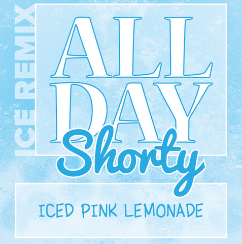 Iced Pink Lemonade