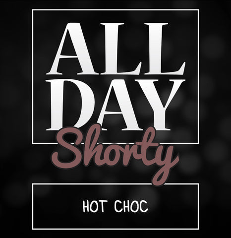 Buy All Day Shorty Hot Choc Shortfill, El Diablo Juices