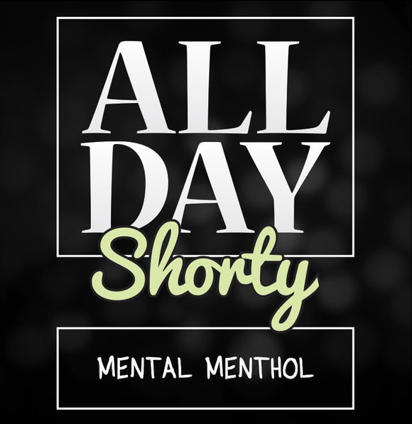 Buy All Day Shorty Mental Menthol Shortfill, El Diablo Juices