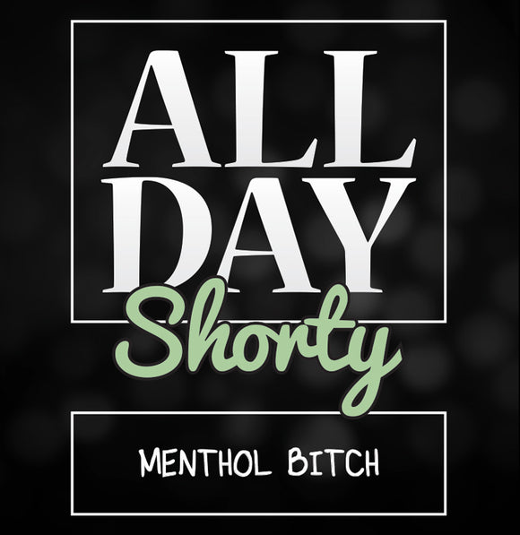 Buy All Day Shorty Menthol Bitch Shortfill, El Diablo Juices