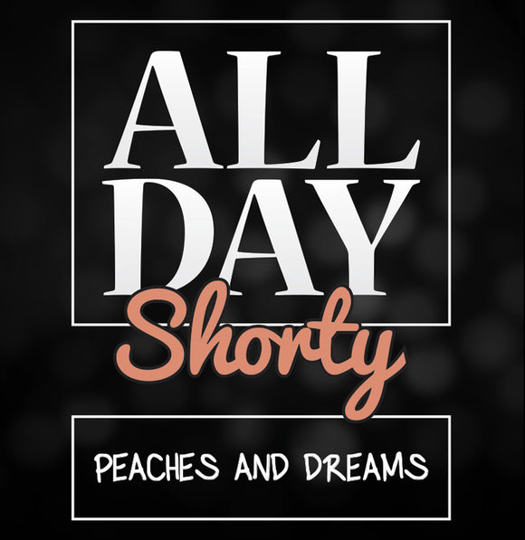 Buy All Day Shorty Peaches & Dreams Shortfill, El Diablo Juices