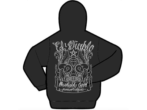 Buy El Diablo Juices Classic Hoodie, At El Diablo Juices