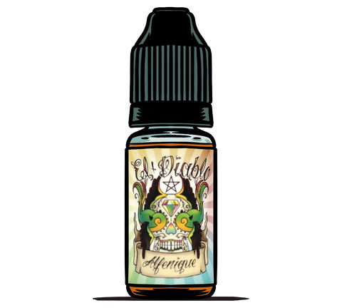 Alfenique HiVG 10ml - El Diablo Juices