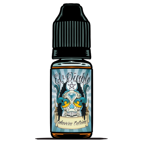 Buy Calavera Catrina 50-50 By El Diablo, At El Diablo Juices
