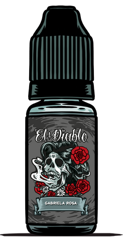 Gabriela Rosa HiVG 10ml - El Diablo Juices