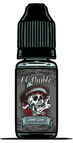 Buy Jose Luis HiVG By El Diablo, At El Diablo Juices