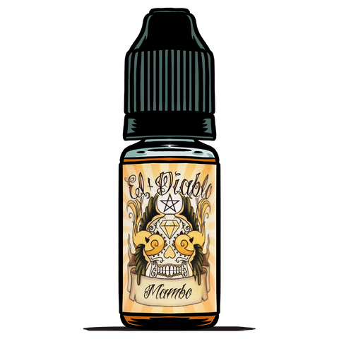 Buy Mambo HiVG By El Diablo, At El Diablo Juices