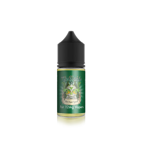 Lime Cream Cupcake 30ml Shortfill for 12mg Vapers