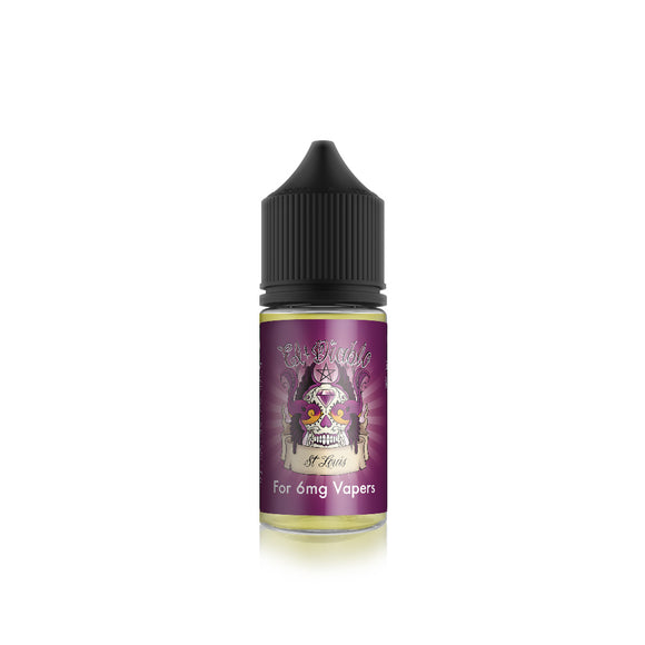 St Louis 30ml Shortfill for 6mg Vapers