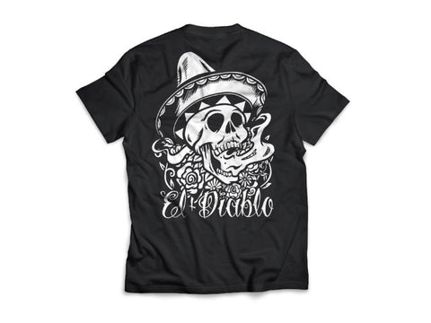 Buy El Diablo Juices Jose Luis T-Shirt, At El Diablo Juices