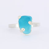 Seaham mini rings (multiple colors/sizes) - tossed & found jewelry