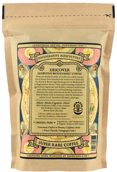 Biodynamic® Coffee of the Cosmos™