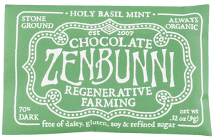 Holy Basil Mint ⋆ 3 Bars ⋆