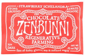 Strawberry Schizandra ⋆ 3 Bars ⋆