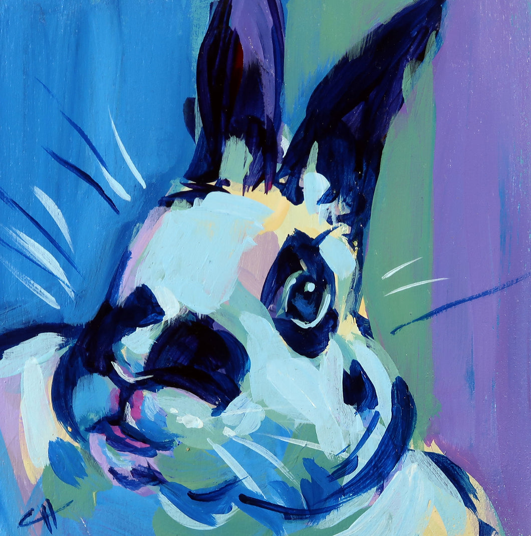 Rabbit #1 Easter 2019